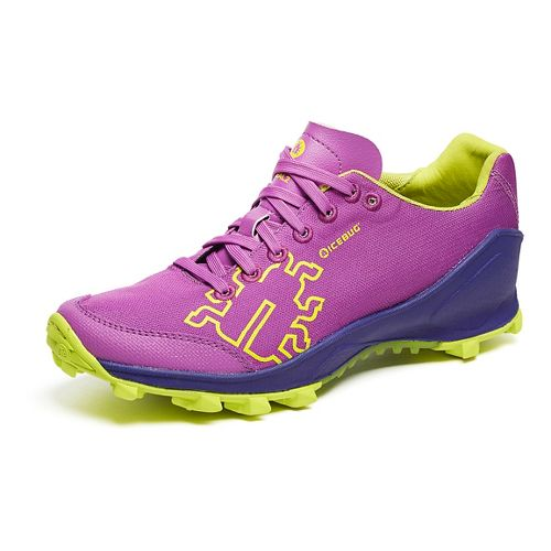 Womens Icebug Zeal RB9X Running Shoe - Dahlia/Grape 7