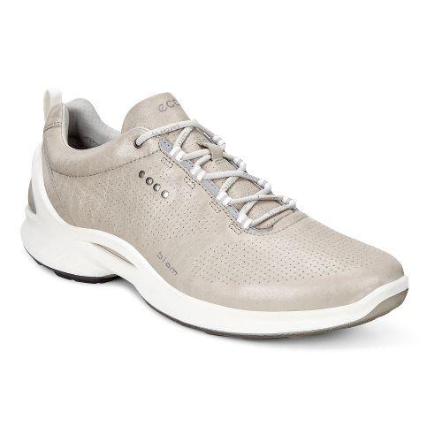 Mens Ecco BIOM Fjuel Train Walking Shoe - Silver Grey 45