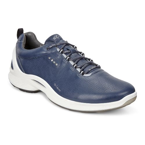 Mens Ecco BIOM Fjuel Train Walking Shoe - True Navy 41
