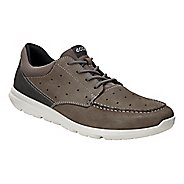 Mens Ecco Calgary Lace Casual Shoe