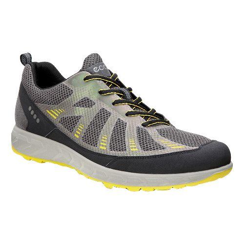 Mens Ecco Terratrail Trail Running Shoe - Black Slate 47