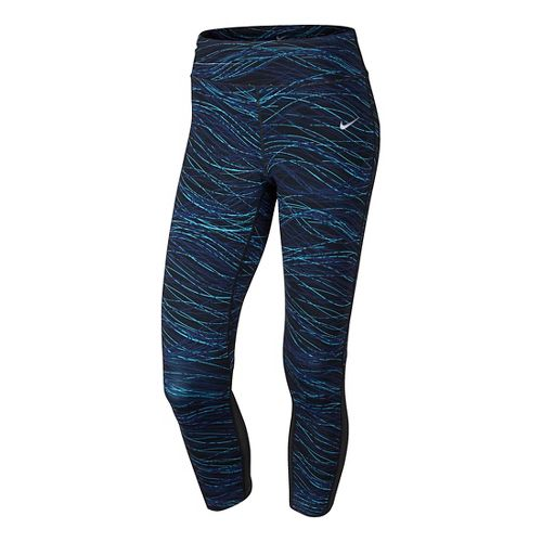 Women's Nike�Epic Run Lux Crop Printed