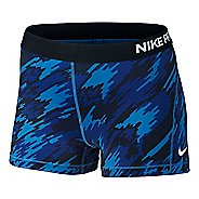 "Womens Nike Pro Cool 3"" Short Overdrive Compression & Fitted Shorts"