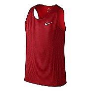 Mens Nike Racing Print Singlet Sleeveless & Tank Technical Tops