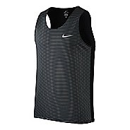 Mens Nike Racing Print Singlet Sleeveless & Tank Technical Tops