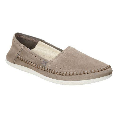 Womens Ecco Easy L Moc Casual Shoe - Stone 35