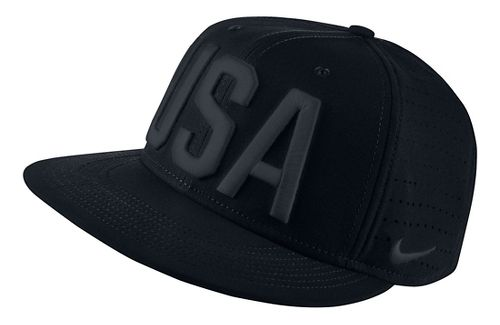 Nike Olympic USA Performance True Headwear - Black