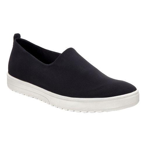 Womens Ecco Fara Slip On Casual Shoe - Black 39