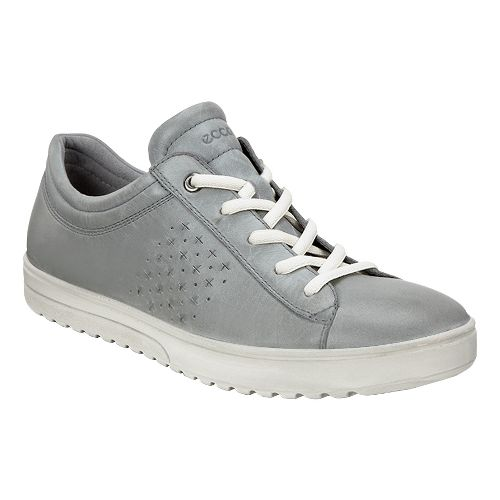 Womens Ecco Fara Tie Casual Shoe - Moon 40