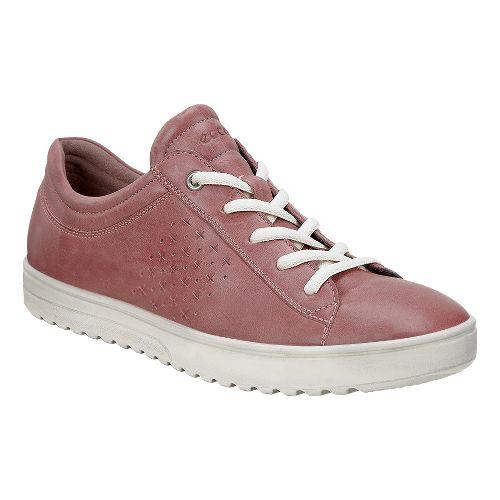 Womens Ecco Fara Tie Casual Shoe - Petal 40