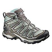 Womens Salomon X- Ultra Mid Aero Hiking Shoe