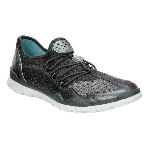 Womens Ecco Lynx Casual Shoe - Dark Shadow 42