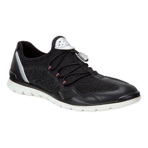 Womens Ecco Lynx Casual Shoe - Black 38