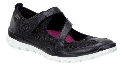 Womens Ecco Lynx Mary Jane Casual Shoe - Black 36