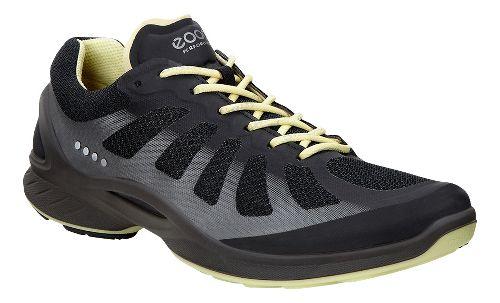 Womens Ecco BIOM Fjuel Racer Walking Shoe - Black 37