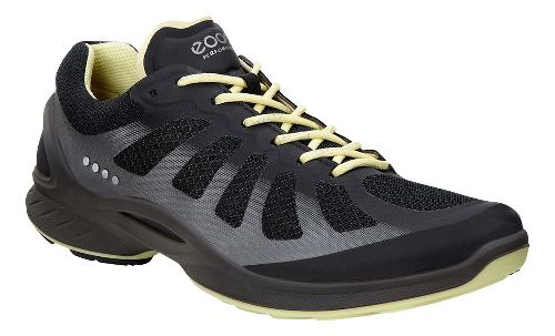 Womens Ecco BIOM Fjuel Racer Walking Shoe - Black 39