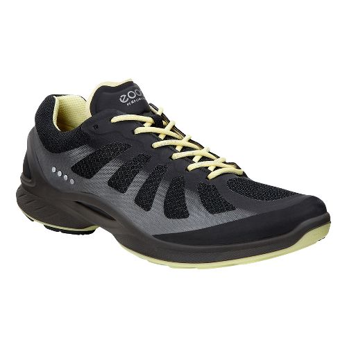 Womens Ecco BIOM Fjuel Racer Walking Shoe - Black 39