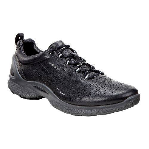 Womens Ecco BIOM Fjuel Train Casual Shoe - Black 41