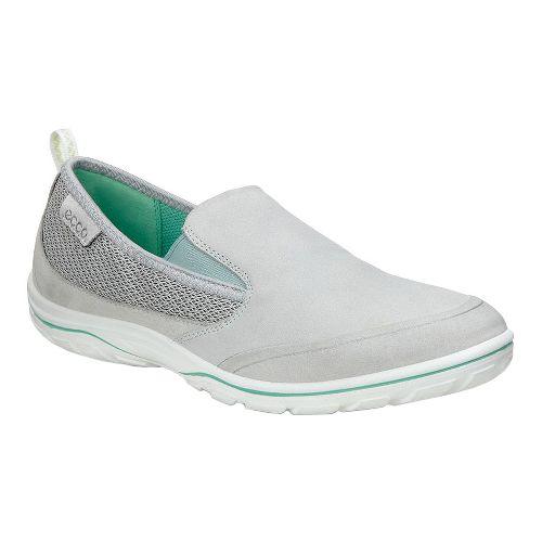 Womens Ecco Arizona Slip On Casual Shoe - Concrete 37