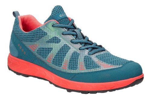Womens Ecco Terratrail Trail Running Shoe - Petrol 39