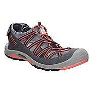 Womens Ecco BIOM Delta Sandal Casual Shoe - Dark Clay 38