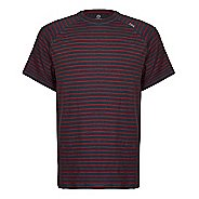 Mens Tasc Performance Carrollton T Printed Short Sleeve Technical Tops