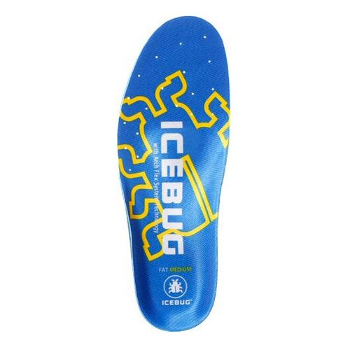 Icebug Insoles Thick High Running Shoe - Blue 11