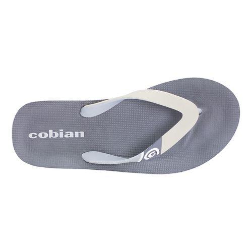 Mens Cobian Cruz Sandals Shoe - Charcoal 13