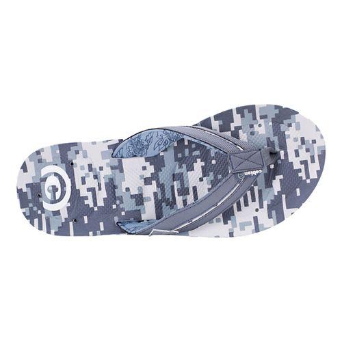 Mens Cobian Sawman Sandals Shoe - Ocean 9