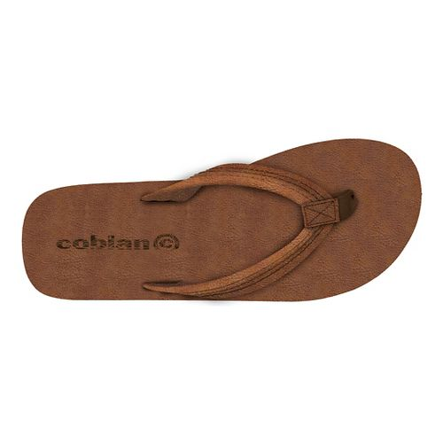 Mens Cobian La Palma Sandals Shoe - Brown 8