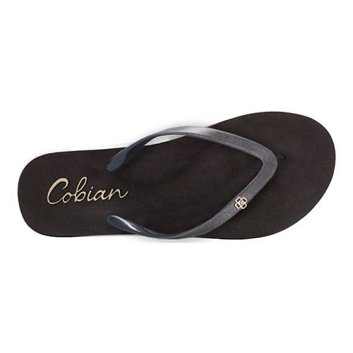 Womens Cobian Isla Sandals Shoe - Black 8