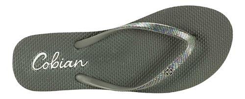 Womens Cobian Isla Sandals Shoe - Charcoal 8