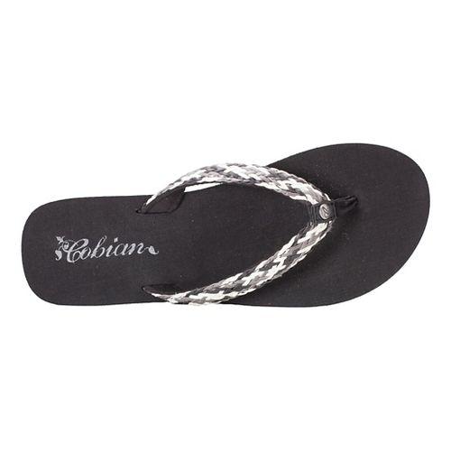 Womens Cobian Lalati Sandals Shoe - Black 10