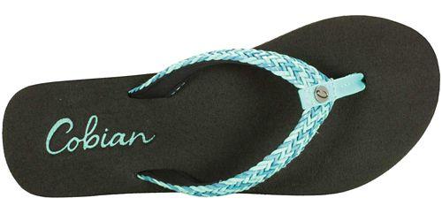 Womens Cobian Lalati Sandals Shoe - Aqua 9