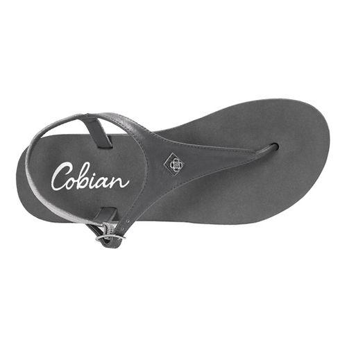 Womens Cobian Brooklyn Sandals Shoe - Black 8