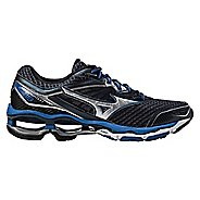 Mens Mizuno Wave Creation 18 Running Shoe - Navy/Blue 7