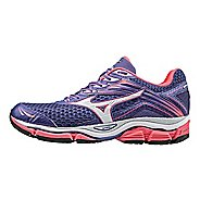Womens Mizuno Wave Enigma 6 Running Shoe - Purple/Diva Pink 8