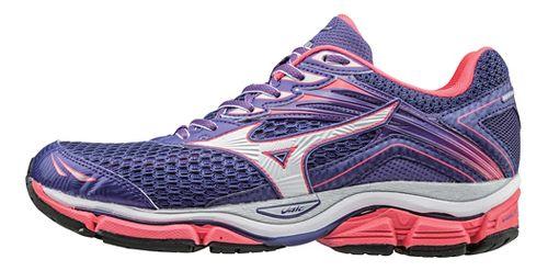 Womens Mizuno Wave Enigma 6 Running Shoe - Purple/Diva Pink 8