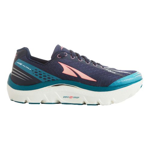 Womens Altra Paradigm 2.0 Running Shoe - Coral 8