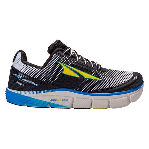 Mens Altra Torin 2.5 Running Shoe - Black/Blue 11.5