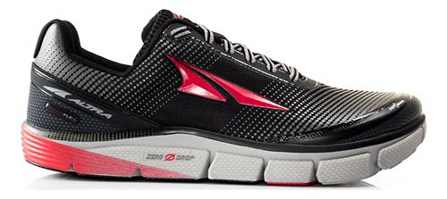 Mens Altra Torin 2.5 Running Shoe - Black/Red 7