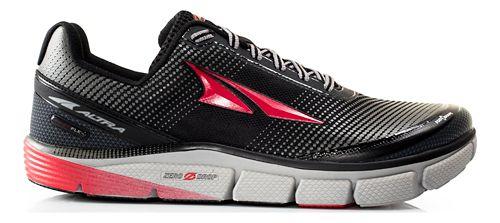 Mens Altra Torin 2.5 Running Shoe - Black/Red 8