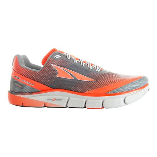 Mens Altra Torin 2.5 Running Shoe - Orange 8.5