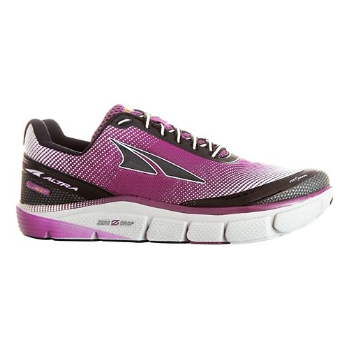 Womens Altra Torin 2.5 Running Shoe - Purple/Grey 10