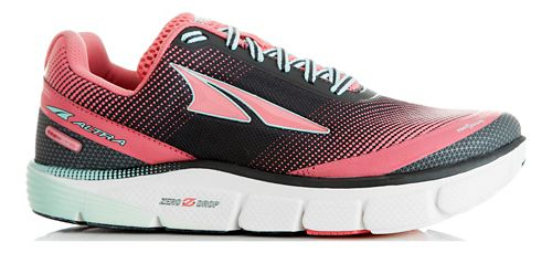 Womens Altra Torin 2.5 Running Shoe - Grey/Raspberry 5.5