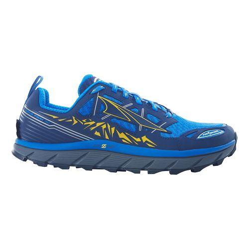 Mens Altra Lone Peak 3.0 Trail Running Shoe - Blue 10