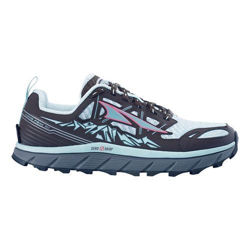 Womens Altra Lone Peak 3.0 Trail Running Shoe - Blue 11