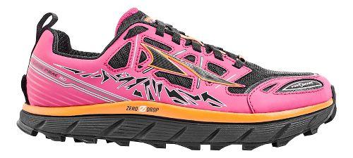 Womens Altra Lone Peak 3.0 Trail Running Shoe - Blue 10