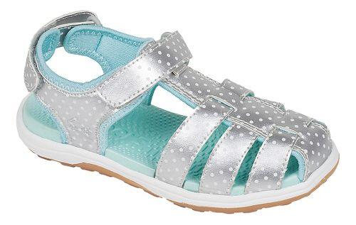 See Kai Run Paley Sandals Shoe - Silver 1.5Y