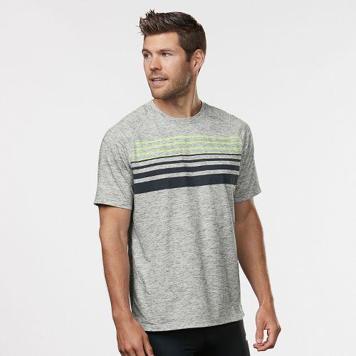 Men's R-Gear�Training Day Striped Short Sleeve